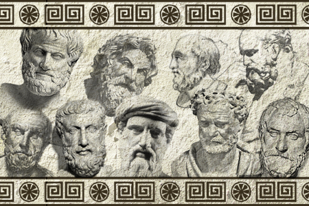 Filósofos Presocráticos