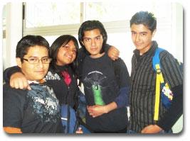 Convivencia de los jóvenes, Díaz, Mariana, http://academicos.iems.edu.mx/CIRED, 2010.
